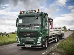 volvo truck sleeper cabs volvo fh 500 6 2 rigid sleeper cab with twr body u0026 atlas 105 2