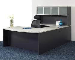 modern design furniture vt excellent u shaped executive office desk black images concept