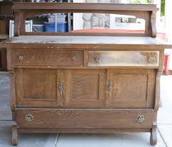 Kitchen Hutch Ideas by Furniture Kitchen Hutch Buffet Distressed Sideboard