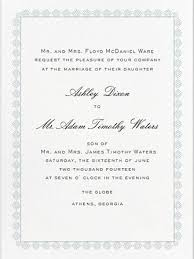 how to word a wedding invitation how to write a wedding invitation wording language