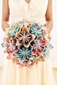 Bouquet Diy Paper Bouquet How To Bridesmagazine Co Uk Diy Wedding Bouquet