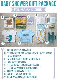 baby shower gift package u0026 printable u2014 the thinking closet