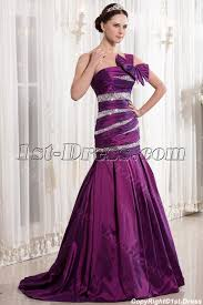 quinceanera dresses with straps fuchsia mermaid style quinceanera dresses with one shoulder 1st