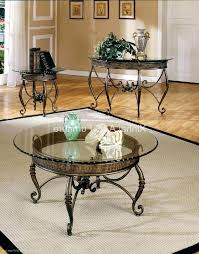 round wood and metal side table wood and metal coffee table sets round metal and wood table nesting