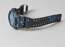 black friday g shock watches g shock partners with graffiti artist stash on limited edition