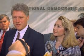 Clinton Cabinet Member Crossword The Clintons Cheered Gop Indictment 4 Days From 1992 Presidential