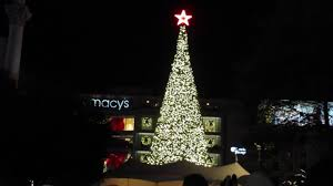 san francisco tree lighting 2017 tree lighting ceremony union square san francisco california 2017