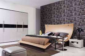 Modern Minimalism Bedroom Wallpaper High Definition Cool Green Accents For
