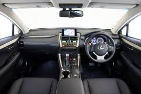 lexus nx 200t black interior the power of design prestige digital