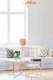 Living Room Tables Not Your Standard Home With Kayla Seah West Elm Black White