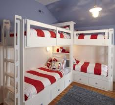 Twin Beds In Corner Tandem Twin Size Corner Low Loft Bed White - Step 2 bunk bed