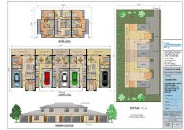 duplex floor plans for narrow lots apartments townhouse plans townhouse plan viewing galleryultra