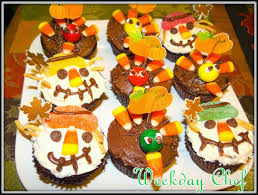 turkey thanksgiving cupcakes patties classroom thanksgiving activities and multiplication