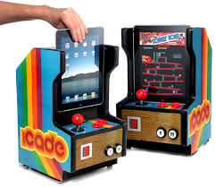 build your own arcade cabinet build your own arcade add an apple ipad to the icade ipad