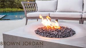 Brown Jordan Fire Pit by Brown Jordan Fires U2014 Patio World