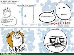 Meme Shower - le shower time le rage comics
