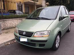 2005 fiat idea 1 4 gasoline manual 1 yera warranty patrick