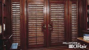 Plantation Shutters And Blinds Custom Wood Plantation Shutters U0026 Interior Window Shutters In