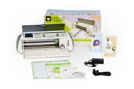 amazon com cricut expression electronic cutting machine cricut