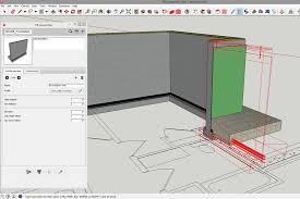 How To Create Floor Plan In Sketchup Profile Builder 2 Create Parametric Wall Assemblies In Sketchup