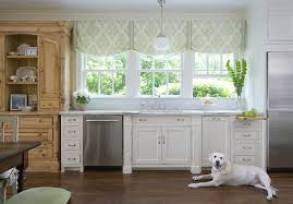modern kitchen window treatments inspiration home designs