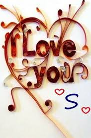download love letter s wallpapers to your cell phone alphabet