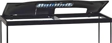 30 led aquarium light amazon com marineland led light hood for aquariums day night