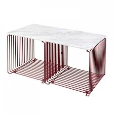 very low coffee table designer coffee tables side tables aram