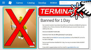 my roblox account got banned roblox is deleting my account