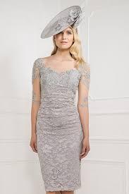 aliexpress com buy plus size knee length lace silver groom