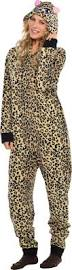 iparty halloween costumes leopard one piece pajama party city how cute is this