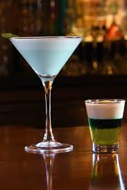 Irish Flag Shot Get Lucky With Borgata U0027s St Patrick U0027s Day Cocktails