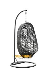 Hanging Patio Chair by Hanging Egg Chair Outdoor Furniture Modern Rattan Furniture