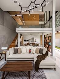 Living Room Design Singapore 2015 Living Dining And Kitchen Designed In A Single Open Plan Space In