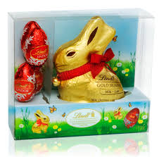 lindt easter bunny gold bunny lindor eggs gift box easter chocolates lindt