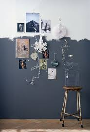half painted wall decor ideas for your home half painted walls