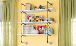 wall shelving ideas shelving ideas for added storage