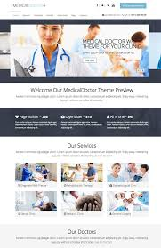 Best Resume Wordpress Theme by 25 Best Wordpress Medical Themes 2017 Smashthemes Com