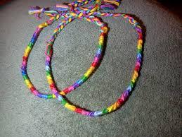 friendship bracelet rainbow images Sun matching rainbow friendship bracelets utopian bracelets jpg
