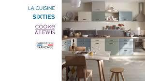 cuisine sixties cooke lewis castorama