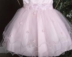 babies pink dress