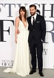 fifty shades of grey pubic hair fifty shades of grey s dakota johnson at london premiere with