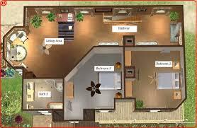 sims 3 beach house ideas