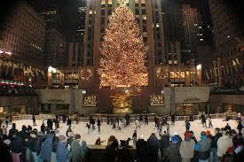 rockefeller center christmas tree cam christmas lights decoration