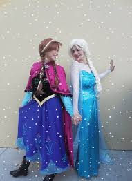 frozen costumes elsa and frozen costumes