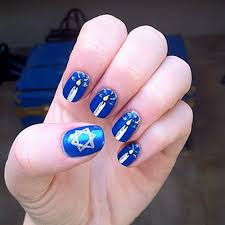 hanukkah nail designs hanukkah nail and nails
