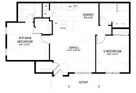 2 bedroom garage apartment floor plans 2 bedroom apartments plans two bedroom apartment plan on