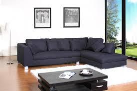 canape d angle en tissus photos canapé d angle tissu noir