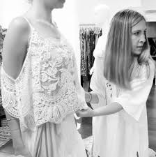 Wedding Dress Designer Meet Wedding Dress Designer Dana Harel Vogue Paris