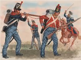 siege social swiss neapolitan sicilian armies 1848 soldier 3rd swiss infantry